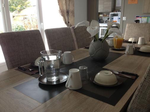 Roissy Chambres - Roissy-en-France - Dining room
