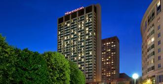 Sheraton Boston Hotel - Boston - Building