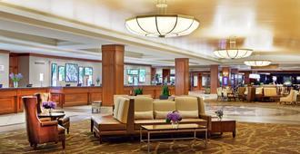 Sheraton Boston Hotel - Boston - Recepción