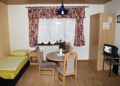 Pension Strohbach - Lichtenhain - Bedroom