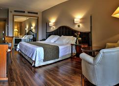 Hotel Beatriz Toledo Auditorium & Spa - Tolède - Chambre