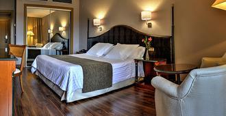Hotel Beatriz Toledo Auditorium & Spa - טולדו - חדר שינה