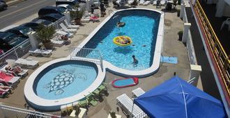 Viking Motel - Wildwood Crest - Pool