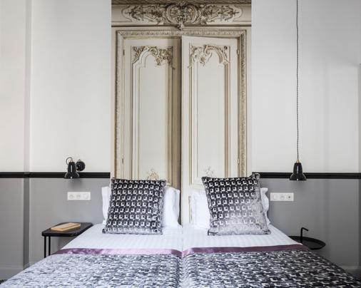 瑪爾特酒店 - 艾斯托特爾 - 巴黎 - 巴黎 - 臥室