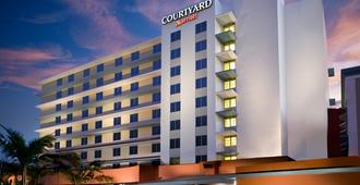 Courtyard by Marriott Miami Airport - Miami - Edificio