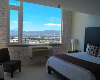 Adriatika Hotel Boutique - Guatemala-Stadt - Schlafzimmer