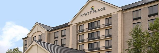 Hyatt Place Charlotte Airport/Lake Pointe - Charlotte - Rakennus