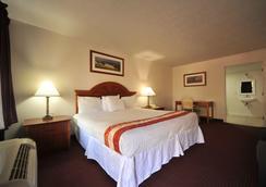 祖瑪汽車旅館 - 威廉斯堡 - 臥室