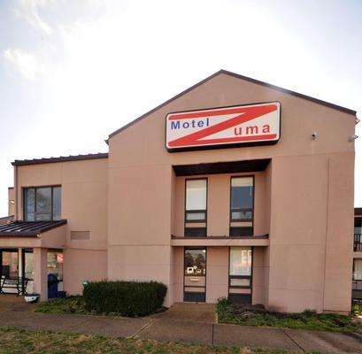 Motel Zuma - Williamsburg - Toà nhà