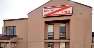 Motel Zuma - 威廉斯堡(弗吉尼亞州) - 建築