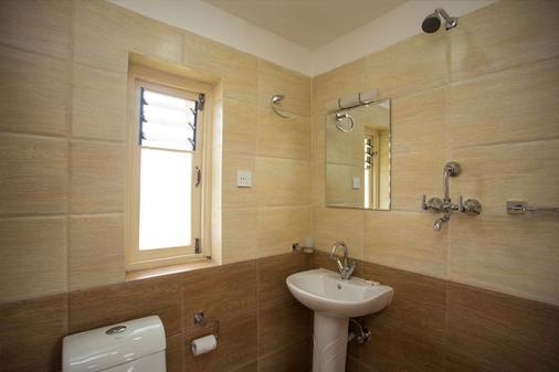 山地人旅館 - 加德滿都 - 浴室