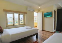 山地人旅館 - 加德滿都 - 臥室