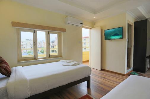 Highlander Inn - Kathmandu - Makuuhuone