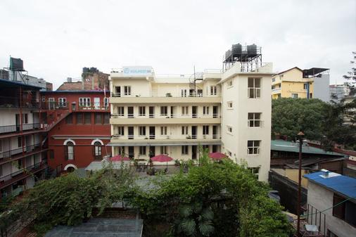 山地人旅館 - 加德滿都 - 建築
