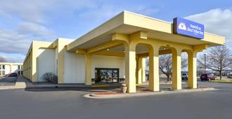 Americas Best Value Inn Moline - Moline - Edificio