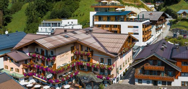 Hotel Wagrainerhof - Wagrain - Edificio