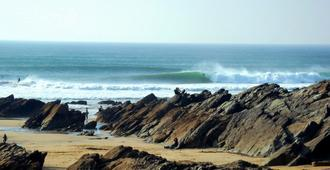 Smarties Surf Lodge - Newquay - Strand
