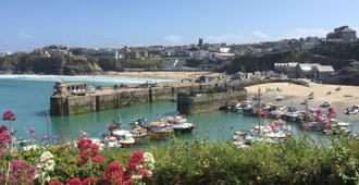 Smarties Surf Lodge - Newquay - Property amenity