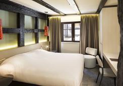 Hôtel Le Colombier - Colmar - Bedroom