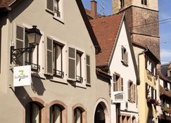 Hotel Le Pavillon 7 - Obernai - Building