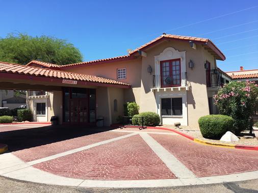 Days Inn by Wyndham Tucson City Center - Tucson - Toà nhà