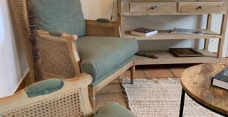 Bastide Sainte Anne - Saint-Tropez - Sala de estar