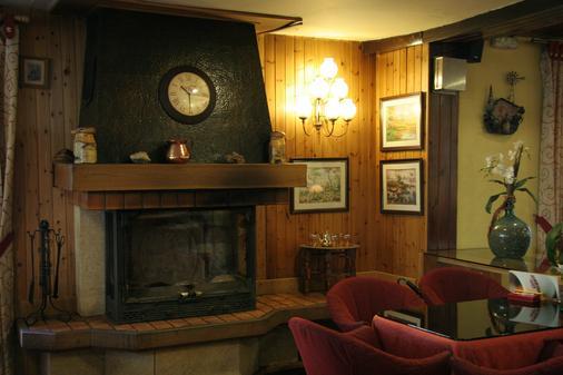 Hotel Roc Blanc - La Molina - Living room