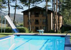 Hotel Roc Blanc - La Molina - Pool