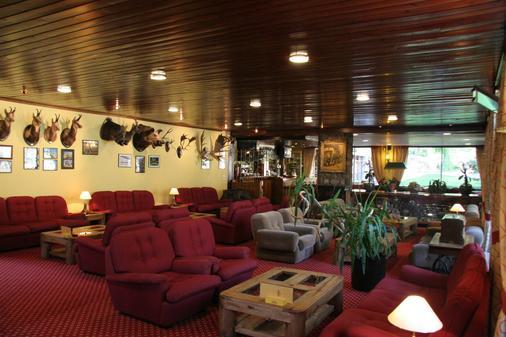 Hotel Roc Blanc - La Molina - Lounge