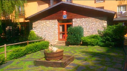 Hotel Roc Blanc - La Molina - Outdoors view