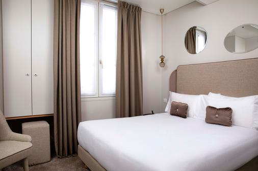 埃菲爾聖查理斯酒店 - 巴黎 - 巴黎 - 臥室