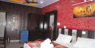 特里胡爾飯店 - 哈里瓦 - 臥室