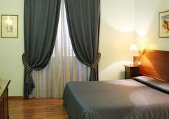 菲奧里酒店 - 羅馬 - 羅馬 - 臥室
