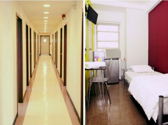 哈林青年旅館 - 紐約 - 臥室