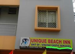 Goroomgo Unique Beach Puri - Puri - Edificio