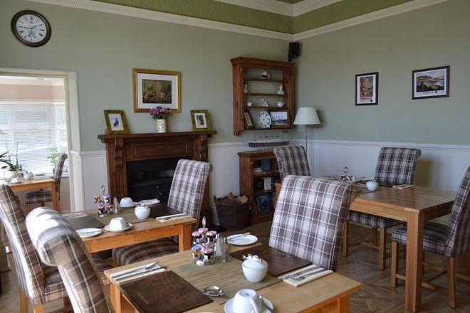 The Redholme B&B - Torquay - Dining room