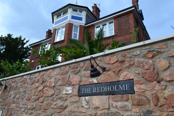 The Redholme B&B - Torquay - Building