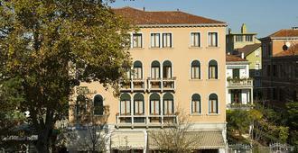 Hotel Cristallo - Veneza - Edifício