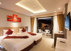 Paripas Patong Resort - Patong - Bedroom