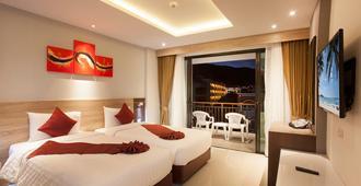Paripas Patong Resort - Bãi biển Patong - Phòng ngủ