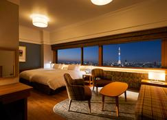 Tobu Hotel Levant Tokyo - Tokyo - Bedroom