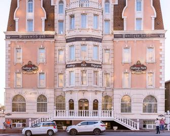 Hotel Gallery Park Volgograd - Wolgograd - Gebäude