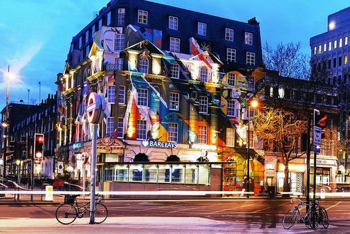 Megaro Hotel - London - Building