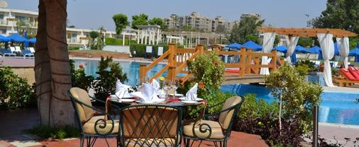Pyramids Park Resort Cairo - Cairo - Food