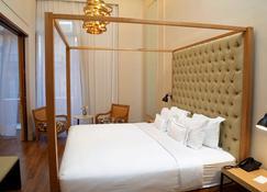 Palmaroga Hotel - Asuncion - Bedroom