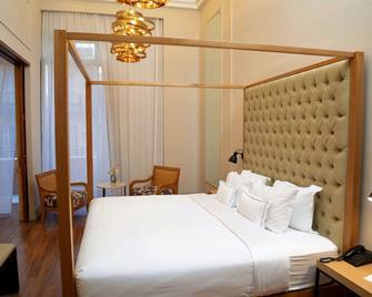Palmaroga Hotel - Асунціон - Bedroom