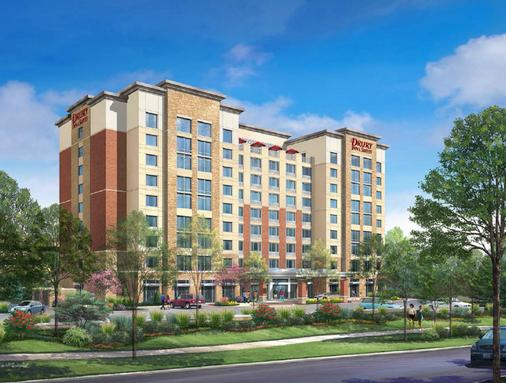 Drury Inn & Suites Dallas Frisco - Frisco - Rakennus