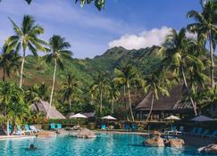 Hilton Moorea Lagoon Resort & Spa - Papetoai - Gebäude