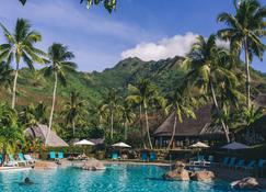 Hilton Moorea Lagoon Resort & Spa - Papetoai - Bâtiment