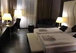 Best Western Plus Plaza Hotel Darmstadt - Darmstadt - Phòng ngủ
